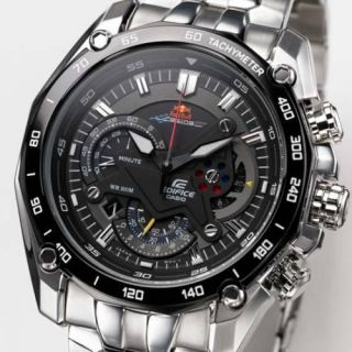 Limited Edition Watch Red Bull Racing EF 550RBSP 1AV Casio 550 Edifice