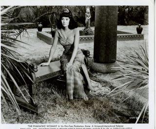 Linda Cristal Pharaohs Woman Orig Still C7