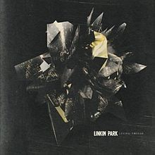 LINKIN PARK Living Things VINYL LP RECORD Brand New SEALED White Wax