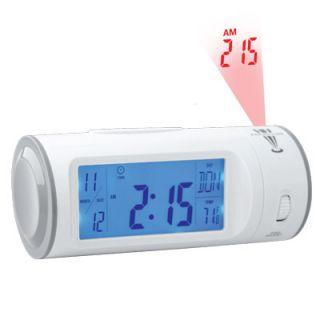 New Alarm Clock with El Light and Projector Clock