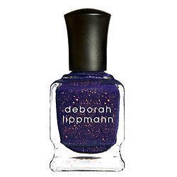 Deborah Lippmann Nail Polish Color Ray of Light Indigo NIB Full Size 5