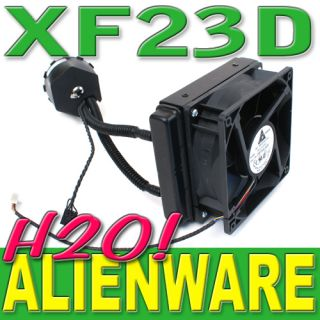 Dell Alienware Aurora H2O CPU Liquid Water Cooling System XF23D R5TNT