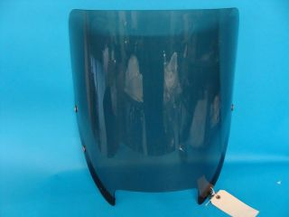 Parabellum Smoke Tall Windshield 20 for BMW R100RS Used