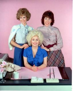 Photo C5762 Dolly Parton Jane Fonda Lily Tomlin