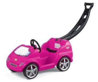 Little Tikes Pink Mobile Car Roadster *~*NEW*~*NIB*~*