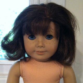 American Girl Lindsey Bergman 1st Doll of The Year Beautiful