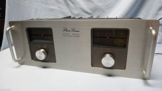 Phase Linear 400 Series II Power Amp Amplifier