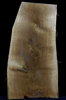 White Oak Live Edge Figured End Table Lumber 5468