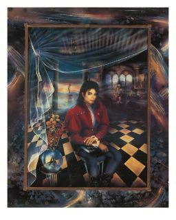 Brett Livingstone Strong The Book Michael Jackson Art