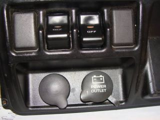 Jeep TJ Wrangler 1997 2006 Locker Switch Look