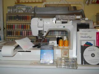 Baby Lock Ellegante 2 Embroidery Machine