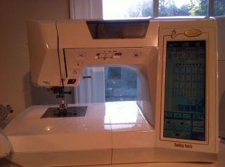 Baby Lock Ellageo ESG3 Sewing Machine Embroidery Machine
