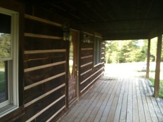 Log Cabin Home House from Kit 1800 Sq ft 28 x 38 Foot Print Must Be