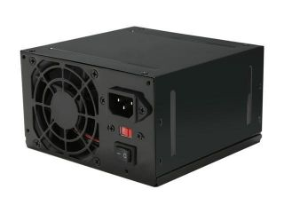 Logisys Computer PS480D BK 480W ATX12V Power Supply