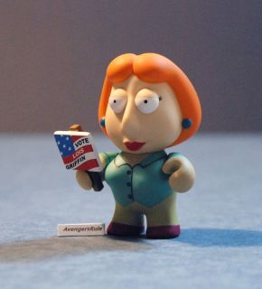 Family Guy Kidrobot Mini Figures Lois Griffin 2 16 Rarity