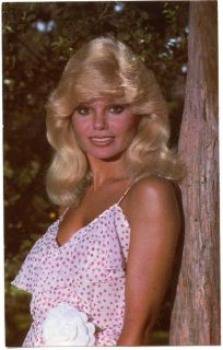 Loni Anderson in WKRP Image Great Postcard
