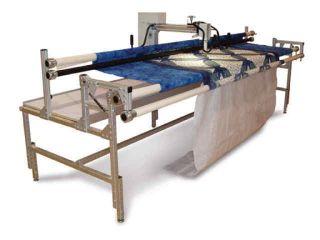 ABM INNOVA 18 INCH LONGARM QUILTING MACHINE LONG ARM WITH PRO FRAME