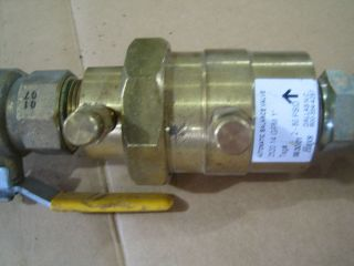 Radiant Floor Heat Valves Balance Valves Brass Heat Pump Geo Thermal