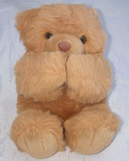 Yorktown Plush Teddy Bear Lords Prayer Praying Lord 10
