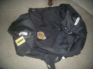 Los Angeles Lakers Adidas Authentic Used Equipment Bag 2010 11 Season