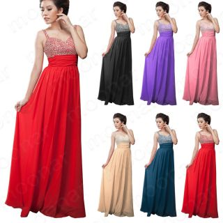 Elegant Evening Long Gowns Formal Prom Long Dress Shinning Sequins