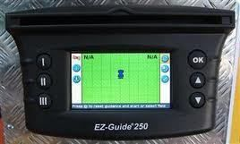 Trimble EZ Guide 250 AG 15 antenna all cables manuals Works perfectly