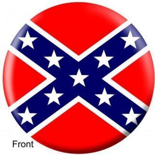 Ontheballbowling Confederate Flag Bowling Ball