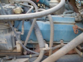 1995 International Navistar 7 3 Liter Turbo Diesel Engine T444E School
