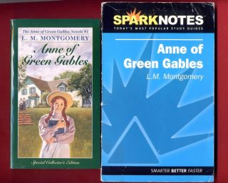 Anne of Green Gables by Lucy Maud Montgomery SparkNotes Study Guide