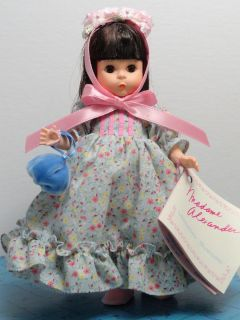 Madame Alexander Doll Lucy Locket 8 433