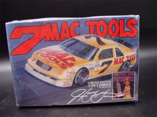 SEALED Mac Tools Chevy Lumina Harry Gant 7 NASCAR Kit