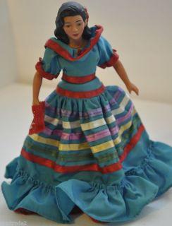 Avon 1990 Lupita Mexico Collectible International Doll