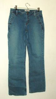 Levi Strauss Signature Stretch Jeans Misses 6 Boot Cut