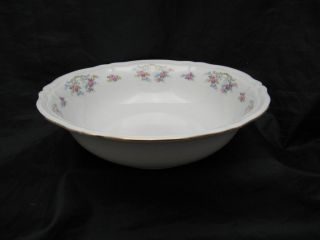 Seltmann Weiden Germany Marie Luise Large Round Bowl