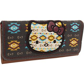 Loungefly Hello Kitty Southwestern Wallet Multi