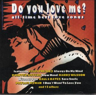 Do You Love Me All Time Best Love Songs CD D936