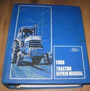 Ford Tractor Repair Manual