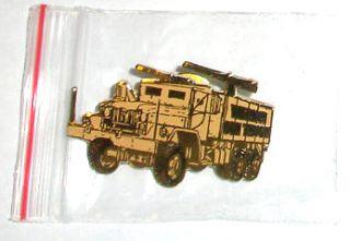 Vietnam Have Guns Will Travel James Lyles with A Gun Truck Pin