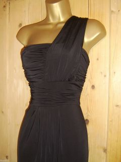 Julien MacDonald Beautiful One Shoulder Evening Party Dress Size 14