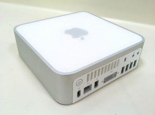 APPLE MAC MINI intel Core Duo 1 66ghz 2gb 250gb wifi blutooth Combo