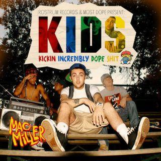 Kids New Mac Miller Mixtape CD