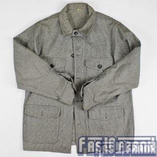 50s Northfield Sportswear Wool Mackinaw Hunting Jacket Coat 42