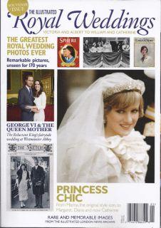 Royal Weddings Magazine Prince William Kate Middleton