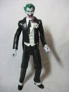 DC Universe Classics Mad Love The Joker 6 inch Action Figure