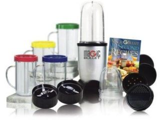 Brand New Magic Bullet Express 17 PC Blending System Blender
