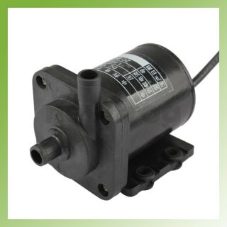 Appliance Brushless Magnetic Pump Submersible Water Pump