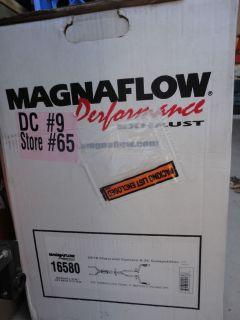 MagnaFlow Performance Exhaust 16580 Mandrel bent Cat Back system Chevy