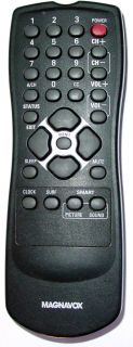 MAGNAVOX TV REMOTE CONTROL RC1112919 17 20MS334R71 27MS3404 13PR20