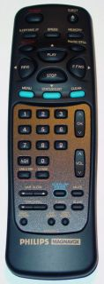 PHILIPS MAGNAVOX TV VCR COMBO REMOTE CONTROL N0404UD CCA134AT CCA194