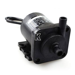 12V Magnetic Pump High Temp 100℃ Solar Hot Water Pump F Oil